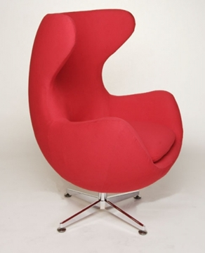 Office Egg Chair in Cashmere