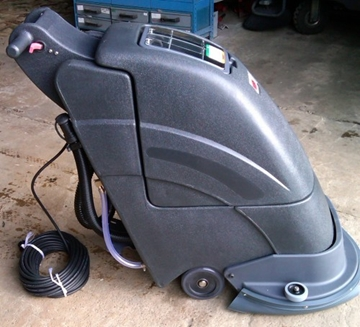 DMS Range NEW!! Mini 450e Scrubber Dryer
