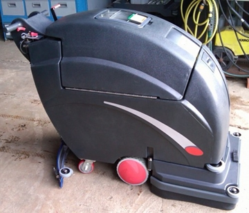 DMS Range Maxi 600BT Scrubber Dryer