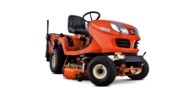 KUBOTA Tractors & Ride-On Mowers