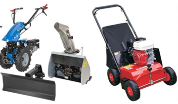 TRACMASTER Garden Power Machines Suppliers