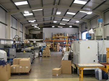 Injection Moulding Manufacturing Facilities