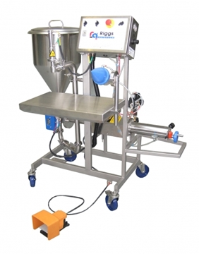 Model 1001 Pouch Opening & Filling Machines
