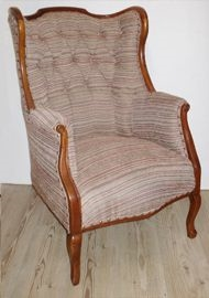 Traditional Re-Upholstery Service