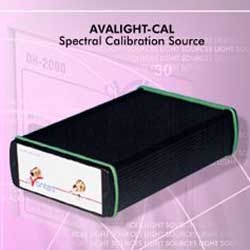 AvaLight-CAL, Spectral Calibration Sources