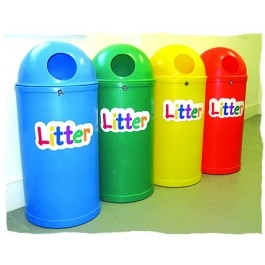 Personalised Bins Range