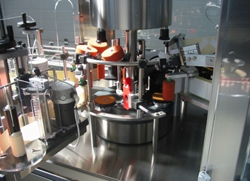 Automatic Rotary Labeler Equipment Please Quote Find the Needle