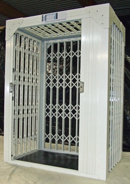 Extendor Cages for IT Equipment
