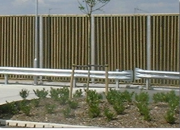 Acoustic Barrier Fencing