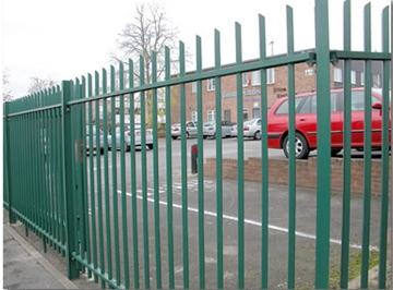 RX and DX Security Railing Systems for Schools
