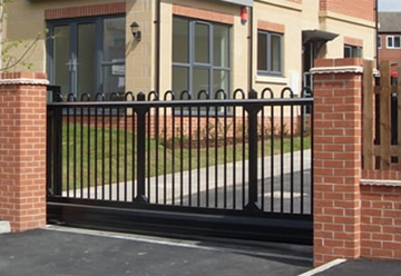 Automatic and Manual Sliding Gates