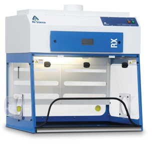Balance Enclosures and Powder Weighing Cabinets