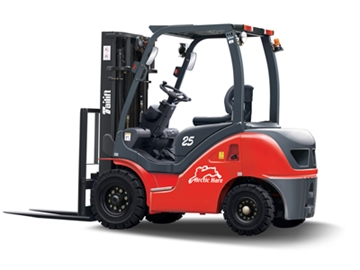Diesel Tailift Forklift Hire