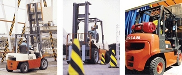 On-Site Forklift Driver Training