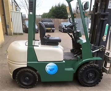 Forklift Hire Without Driver
