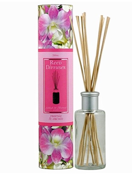 Ashleigh & Burwood The Scented Home Reed Diffusers - Freesia & Orchid