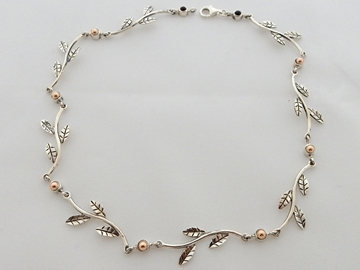 Handcrafted Sterling Silver Necklace