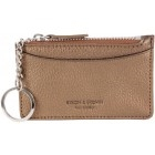Byron and Brown Roma Leather Credit Card Key Pouch