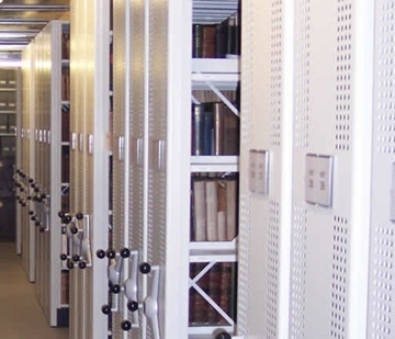Storage Racking Fabrication Services