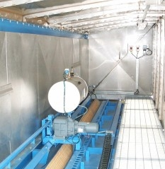 Industrial Filters cleaning systems