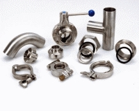 Hygienic Pipe Fittings
