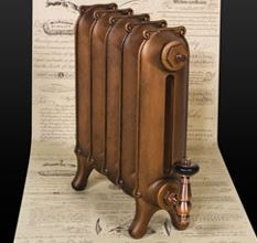 Sloane Cast Iron Radiator 450mm