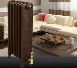 Clarendon Cast Iron Radiator 740mm