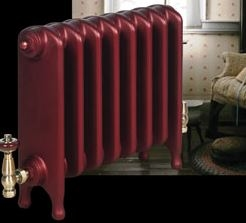 Clarendon Cast Iron Radiator 440mm