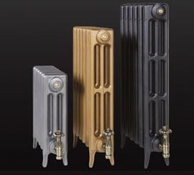 Victoriana 3 Column Cast Iron Radiator