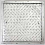 Galvanised Steel Covers and Frames