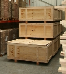 Wooden Crate Suppliers