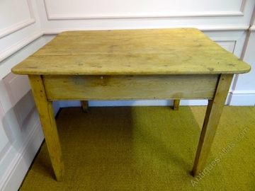 Victorian Pine Kitchen/Dining Table