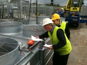 Power Cooling Site Installation Services