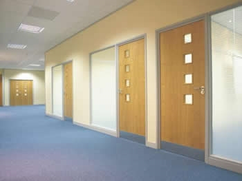 Partitioning Systems for Working Environments