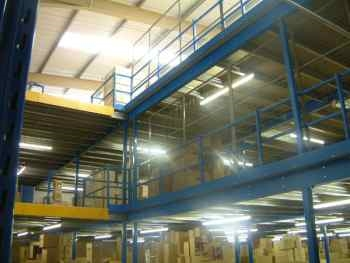 Pallet Racking, Shelving Systems