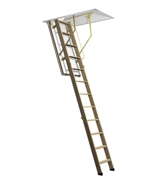 ProfiLine fire rated wooden ladder