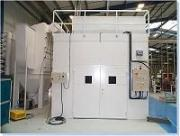 Acoustic Enclosures for Grinding or Noisy Processes