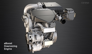 Engine Boosting Systems