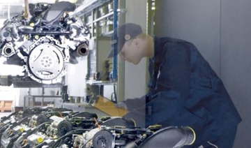 Manufacturing Engine Assembly