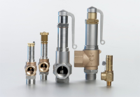High Performance Compressed Air Safety Valves
