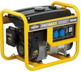 Briggs and Stratton Pro Max 3500A Petrol Portable Generator