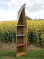 Boat Shaped Storage Boxes in Suffolk