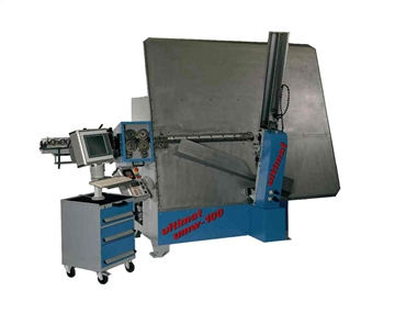 um / umw Series 2 Axis Wire Forming and Welding Machines
