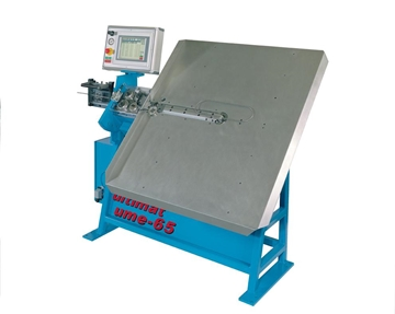 2 Axis PC Controlled Wire Forming and Welding Machines