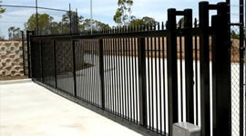 Commercial Electric Gate Systems Installers Surrey