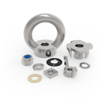 Nuts, Washers & Spacers