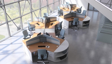 Bulk and individual purchase of desks and tables