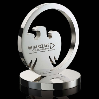 Laser Engraving on awards and trophies