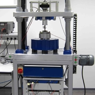 Bespoke High-Frequency Test Stand