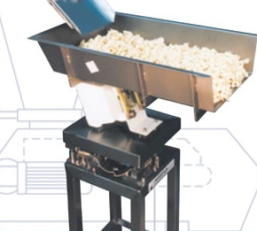 Continuous Vibratory Tray Conveyor Weighers